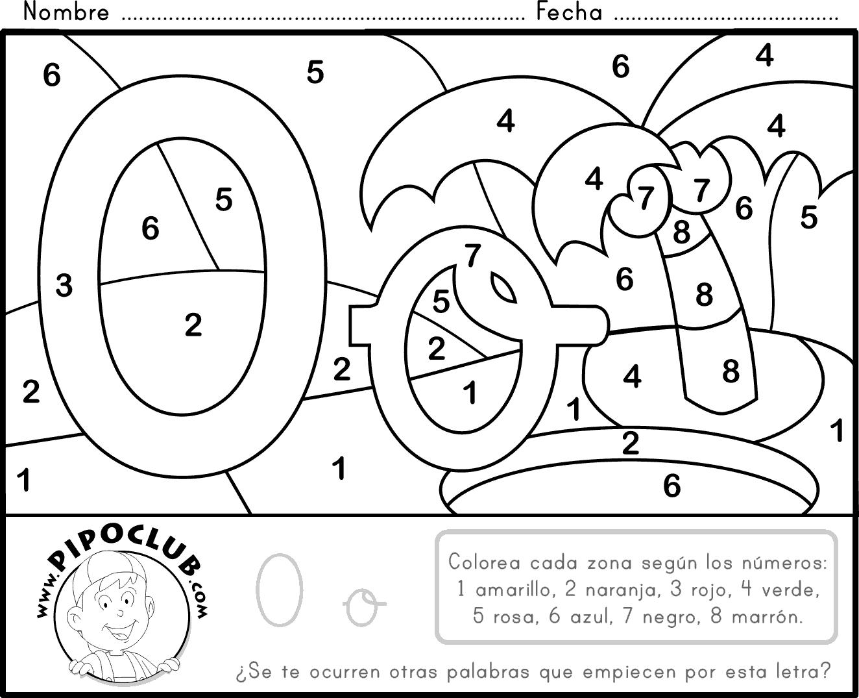 Atractivo Número De Páginas Para Colorear Para Niños Imprimibles ...